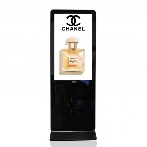 1, COMQ-KIOSK-Standing-Advertising-KIOSK-(chanel)